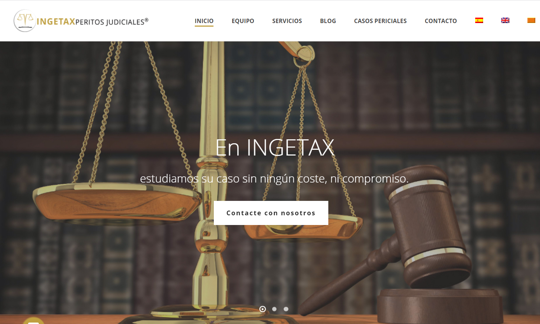 Diseño Web Ingetax