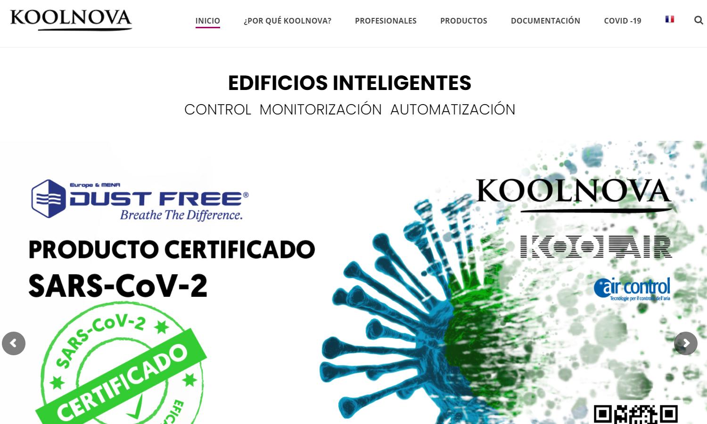 Diseño Web Koolnova