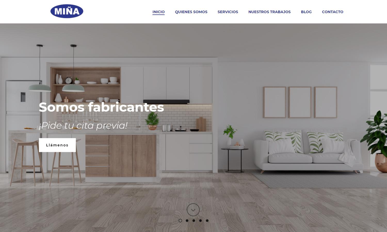 Página Web Miña